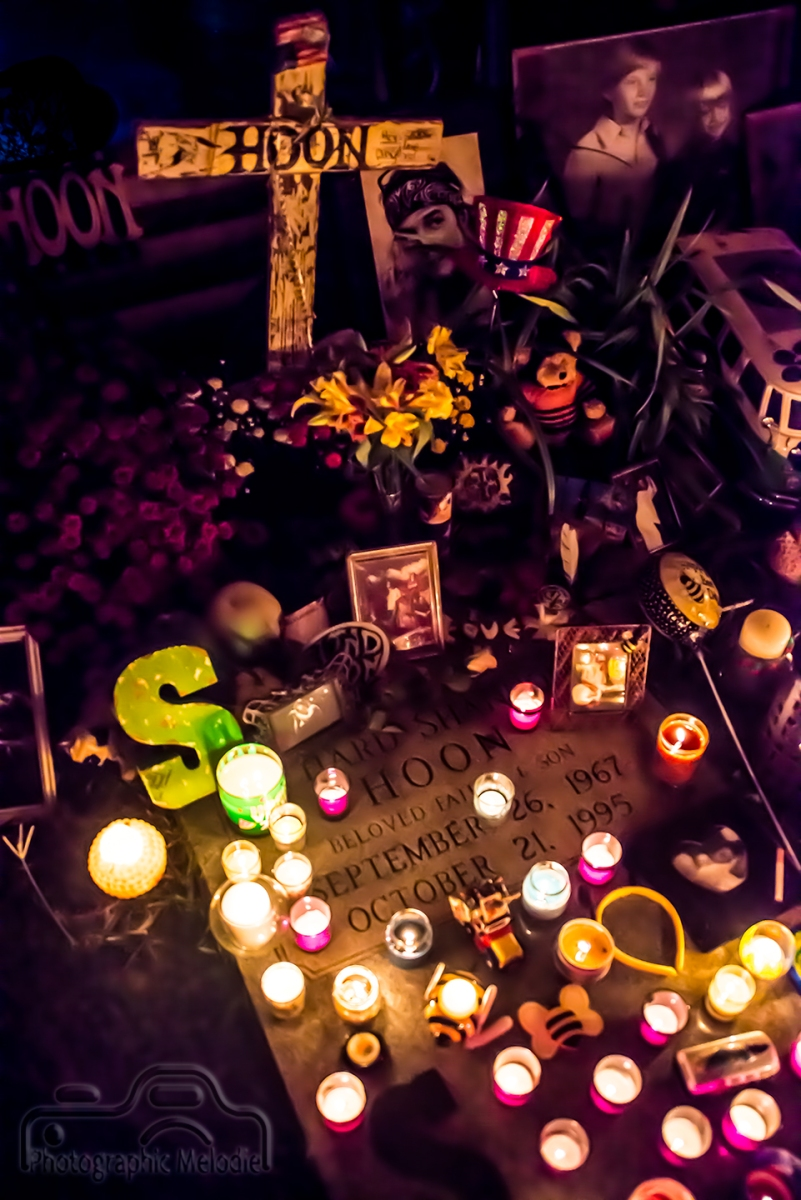 Photo Gallery - Shannon Hoon and Tim Forkeotes Vigil 2015
