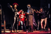 Iconoclast Marvel Arcade Slam at the Irving Theater on June 30, 2018