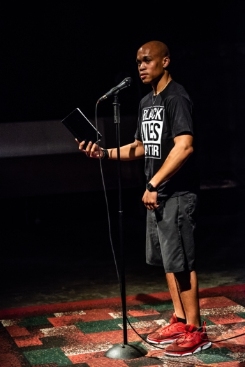 Iconoclast Poetry Open Mic at the Irving Theater